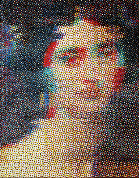 Andrés Felipe Castaño, 'Glitching Ingres', 2018