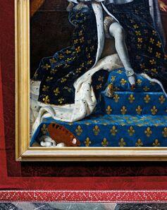 Robert Polidori, 'Salle la Creation de L'academie de Peinture et de Sculpture, (11) Anr.01.011, Sale Du XVII, Aile du Nord - R.D.C., Chateau de Versailles, France', 2007