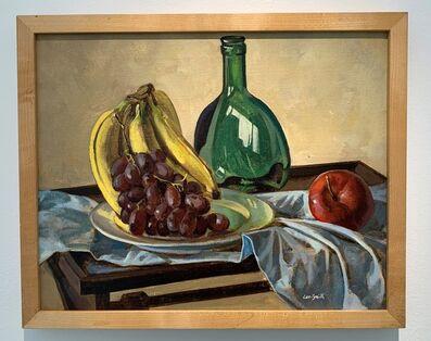 Hughie Lee-Smith, 'Bananas and Grapes', ca. 1970