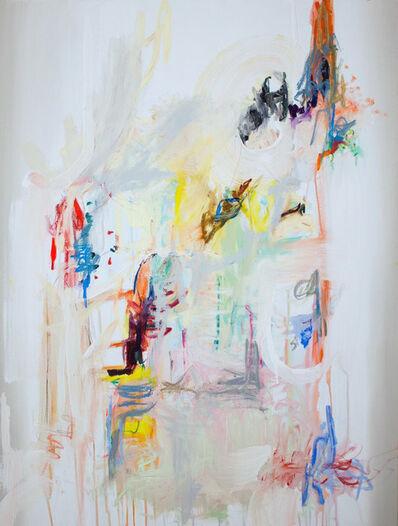 Diana Greenberg, 'Woman on Terrace', 2017