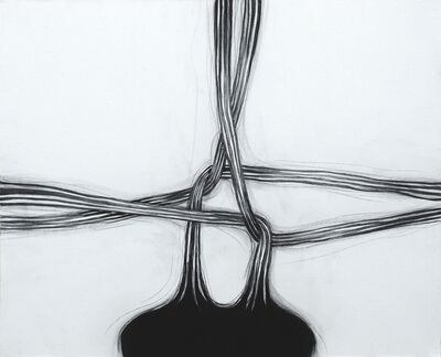 Sang-sun Bae, 'String figure 1', 2011