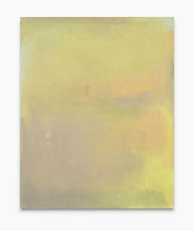 Maximilian Rödel, 'Overview (yellow dot)', 2018
