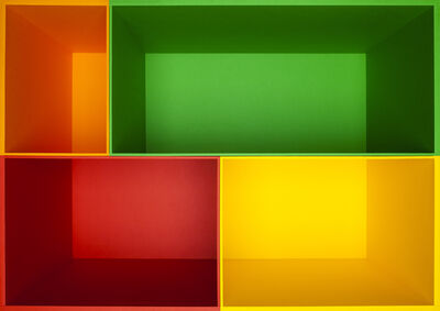 Hideo Anze, 'FRAMING-35m,f11,0.8,ISO100,2013109,1:03:11', 2013
