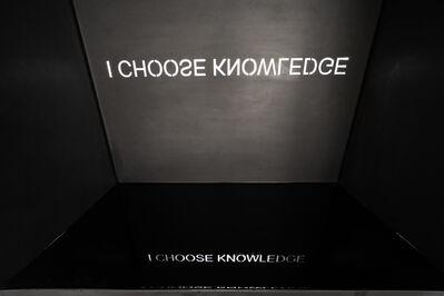 Paola Risoli, 'I Choose Knowledge', 2019