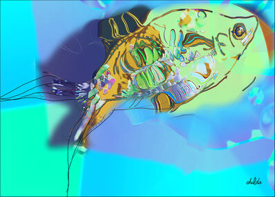 Chalda Maloff, 'Foiling Expectations', 2016