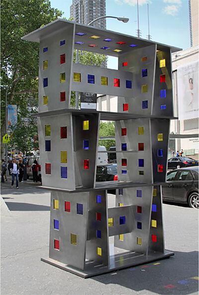 Don Gummer, 'Mondrian', 2014