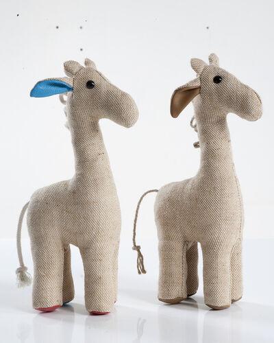 "Renate Müller, 'Small ""Therapeutic Toy"" Giraffe', 1969/2012"