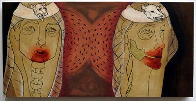 Jennifer Caviola (CAKE), 'Possum Brides', 2013-2014