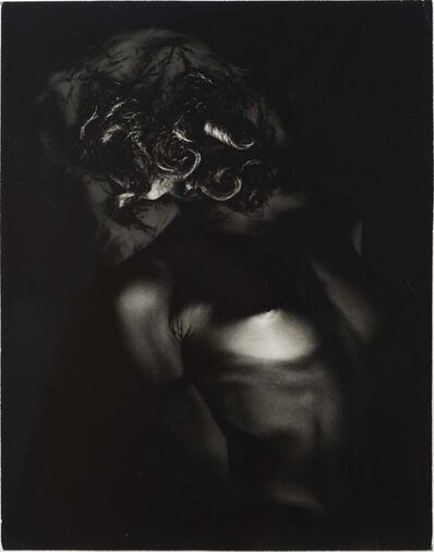Erwin Blumenfeld, 'Black Nude in Water, New York', ca. 1953