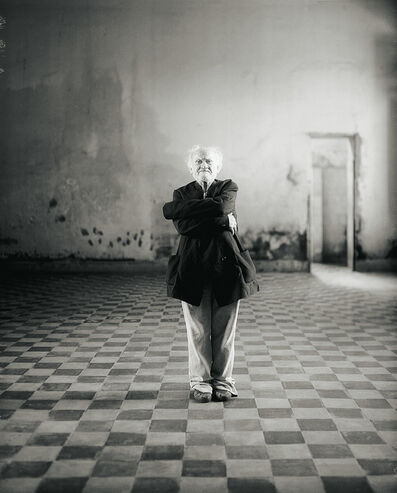Roberto Huarcaya, 'La Nave del Olvido', 1994
