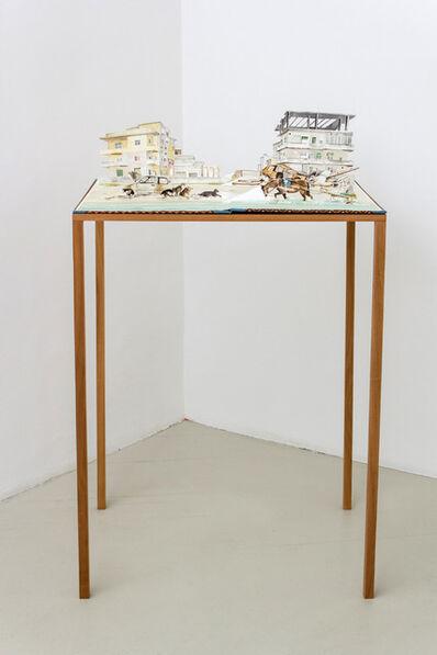Eugenio Tibaldi, 'Licola Pop Up 02', 2013