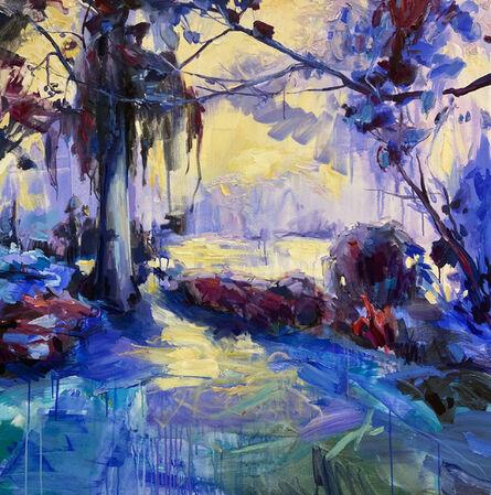 Julie Himel, 'Through Dreamscape Half Asleep', 2020