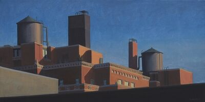 Stephen Magsig, 'Chelsea Evening '
