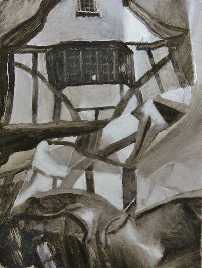 William Reinsch, 'Dream Study 06-2', 2021