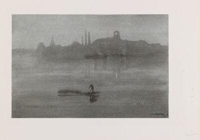 James Abbott McNeill Whistler, 'Nocturne', 1878