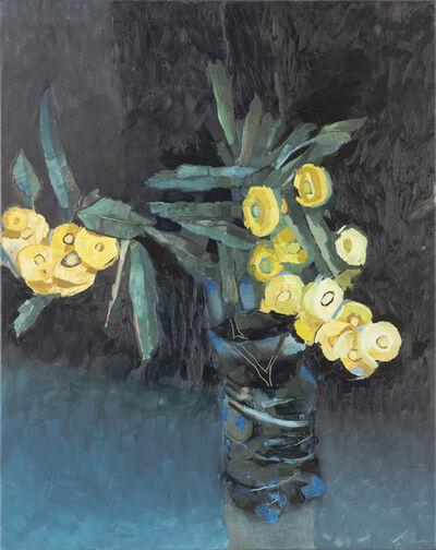 Adam Pyett, 'Yellow flowering eucalyptus [5]', 2015