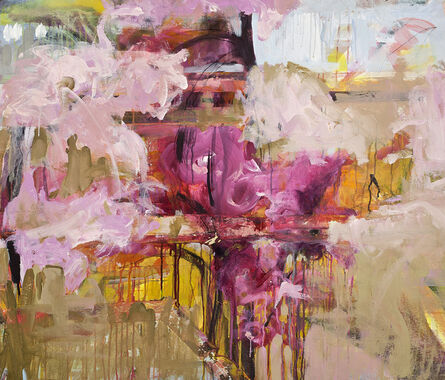 Basia Goldsmith, 'Spring in the Park', 2015