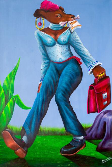 Bodo Fils BBM (M'Pambu Bodo Bodo), 'Chacal business ', 2020