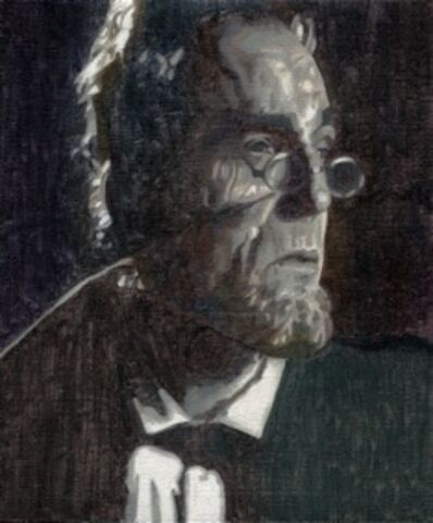 Miguel Aguirre, 'Abraham Lincoln', 2014