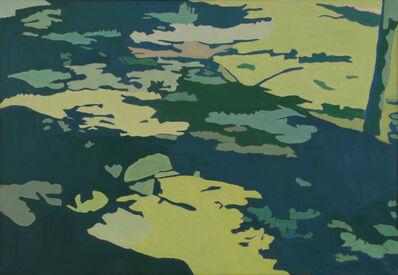 Ralph Wickiser, 'Shadows on the Grass', 1997