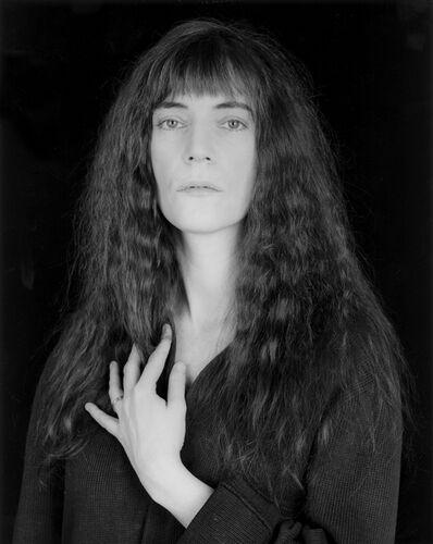 Robert Mapplethorpe, 'Patti Smith', 1986