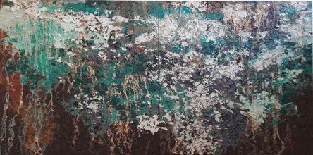 Hussein Baalbaki (Lebanon), 'The Winter Garden, Diyptch ', 2017