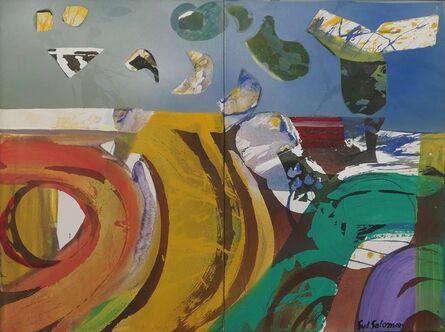 Syd Solomon, 'Inland-Outland', 1988