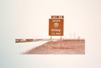 Ethel Shipton, 'Dilley', 2014