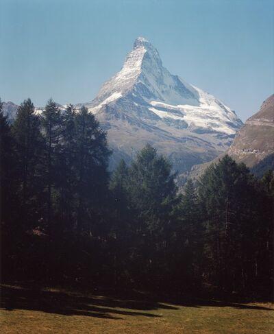 Daniel Gustav Cramer, 'Matterhorn II', 2014