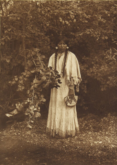 Edward S. Curtis, 'Nespilim Girl', 1907-1930