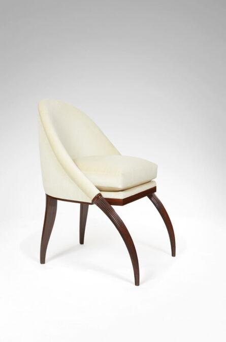 "Jacques-Emile Ruhlmann, 'Chair model ""Défense""',  1920"