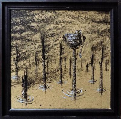 Andrey Olenev, 'Wood ash', 2015