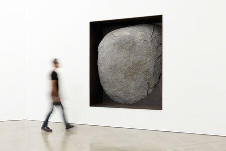 Michael Heizer, 'Black Diorite Negative Wall Sculpture', 1992-1994