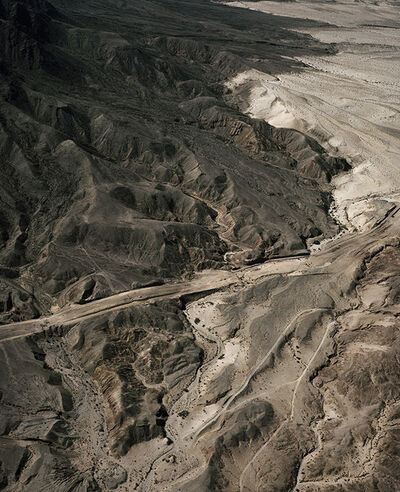 Pablo López Luz, 'Imperial County  - Baja California II, Frontera USA - México', 2014