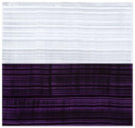 Ricardo Mazal, 'White and Violet Blue 2', 2016