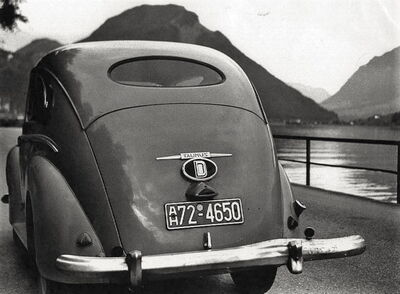 Arnold Odermatt, 'Stansstad, 1951', 1951