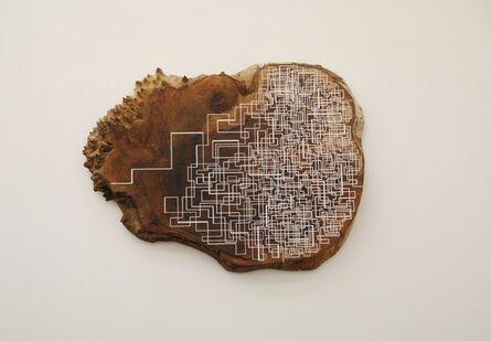 Jason Middlebrook, 'Four Lines', 2015