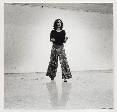 Claudio Abate, 'Trisha Brown 'Accumulation 55' at 'Music Dance Festival U.S.A'', 1972