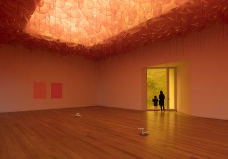 Philippe Parreno, 'Speech Bubbles (Transparent Orange)', 2016