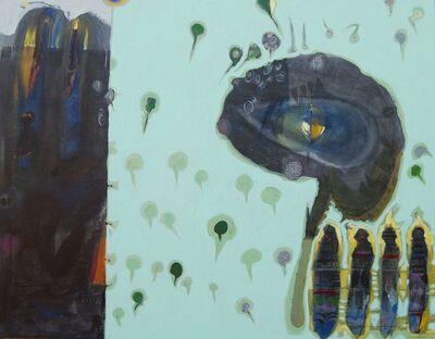 Hussein Salim, 'Garden of Carnal Delights', 2020
