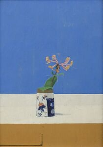 Euan Uglow, 'Still Life with Honeysuckle', 1968