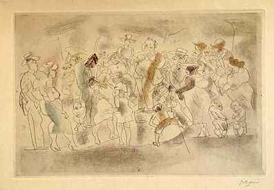 Jules Pascin, 'Untitled', Early 20th Century