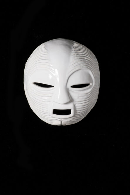 Dimitri Fagbohoun, 'Mask #1', 2012