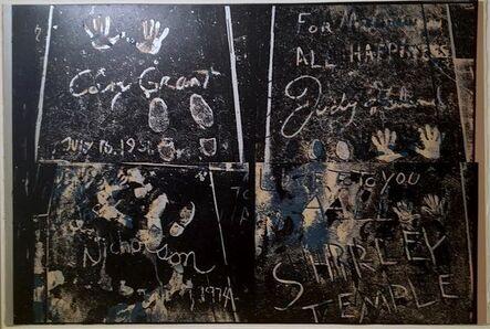 Andy Warhol, 'Sidewalk', 1983