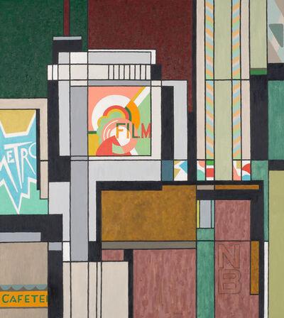 Easton Pribble, 'Cinema City', 1994