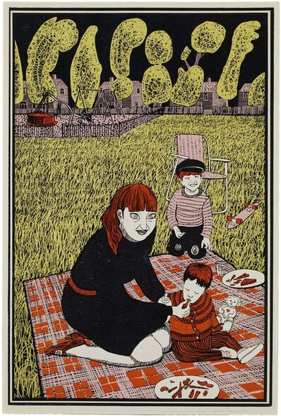 Grayson Perry, '03 from Six Snapshots of Julie', 2015