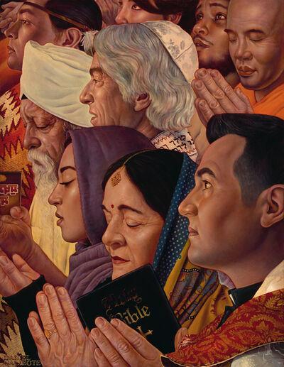Danny Galieote, 'Freedom of Worship (Currently at JoAnne Artman, Laguna Beach)', 2020
