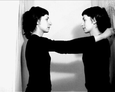 Gabriella Mangano & Silvana Mangano, 'if...so...then', 2006