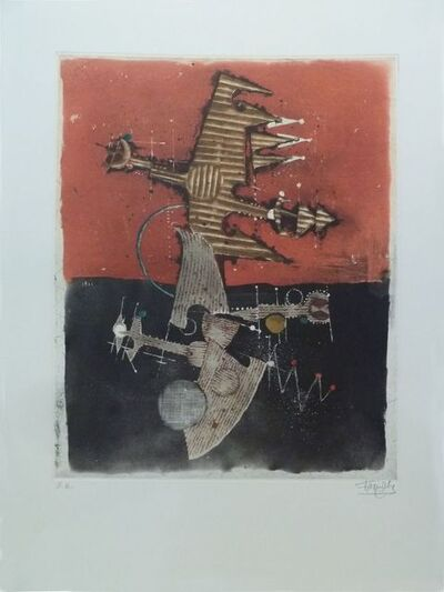 Johnny Friedlaender, 'Birds ', 1982