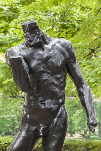 Auguste Rodin, 'Pierre de Wissant, nu monumental sans tête ni mains (Pierre de Wissant, monumental nude without head and hands)', 1886